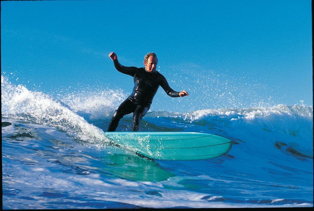 Skip Frye Surfboard