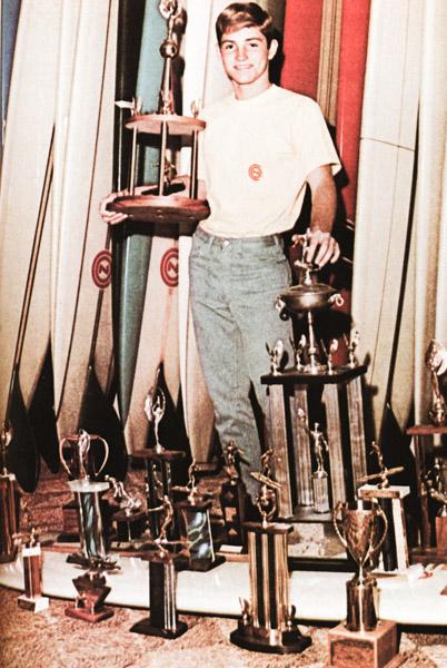 Con Surfboards CC Rider Claude Codgen