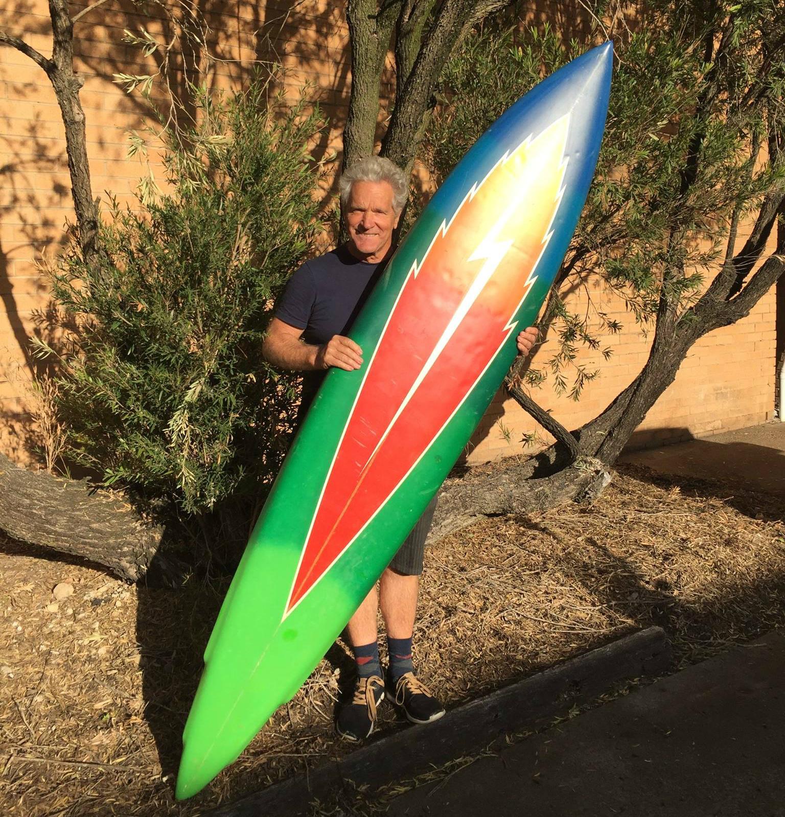 Terry Fitzgerald Lightning Bolt Surfboard.jpg