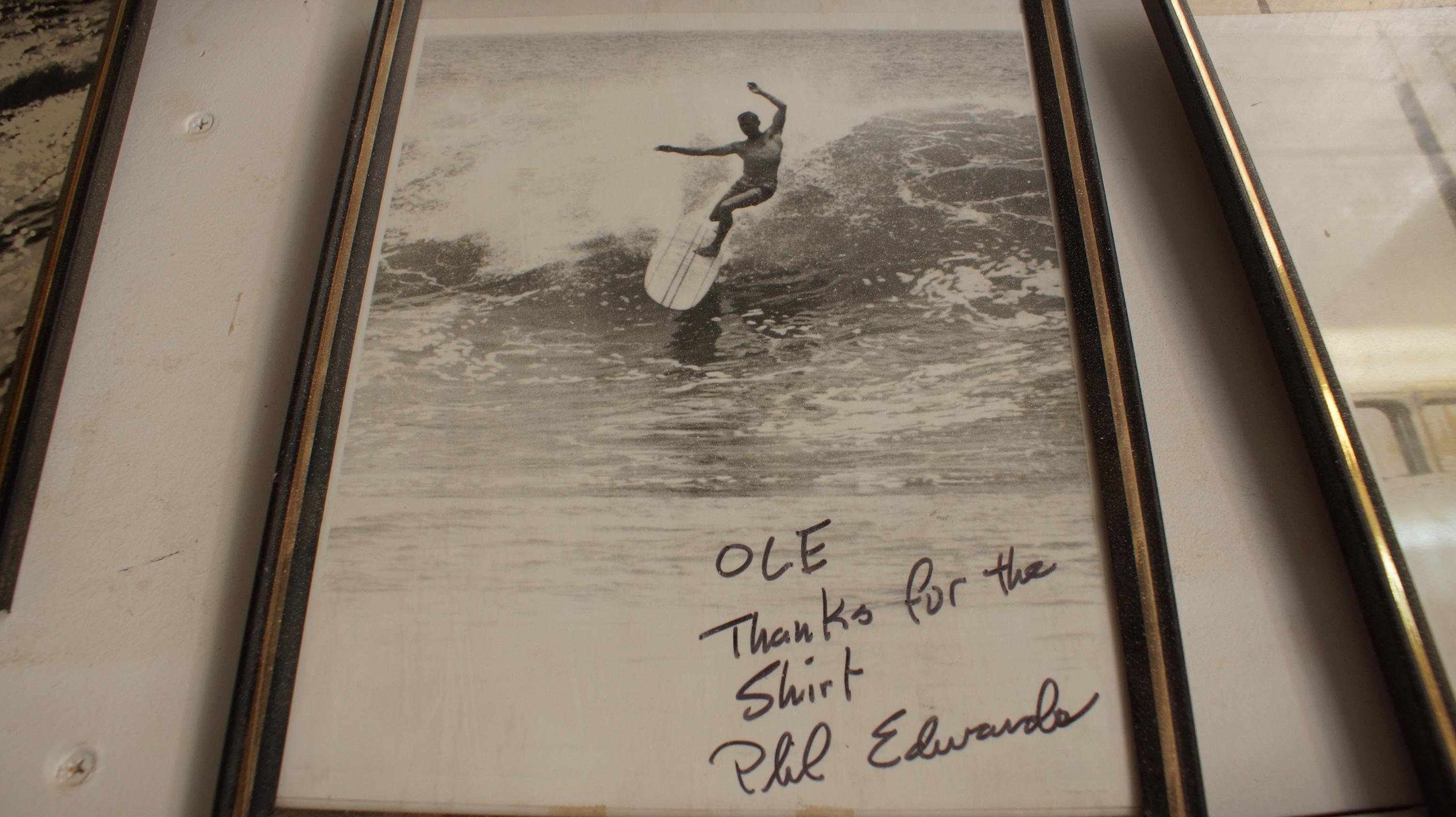 Phil Edwards for Bob Ole Olson