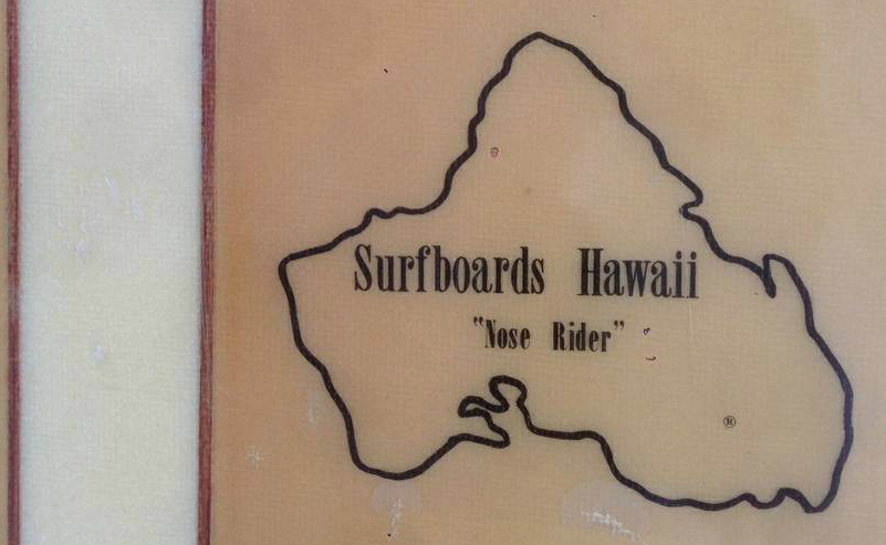 Surfboards Hawaii Nose Rider Logo .jpg
