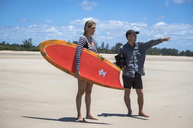 Electric Acid Surfboard Test Alan Van Gysen