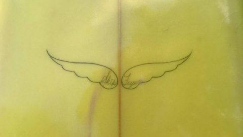 Skip Frye Wings