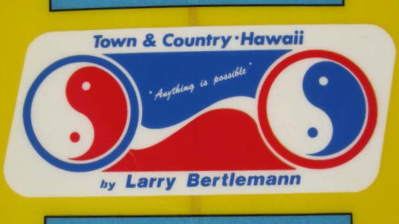 Larry Bertlemann Logo