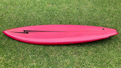 Tom Parrish Surfboard