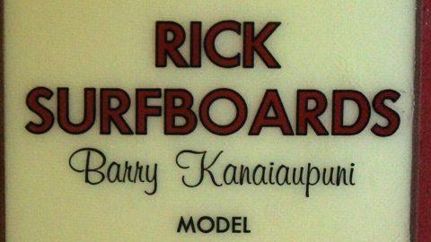 Rick Barry Kanaiaupuni