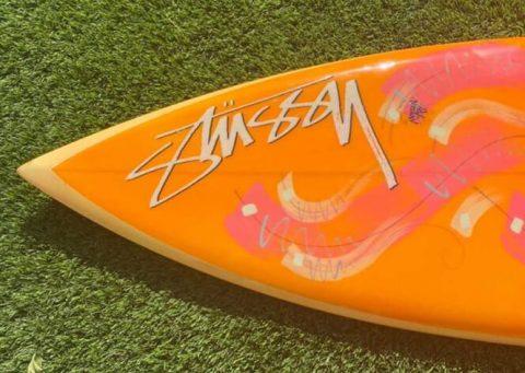 Stussy Surfboards