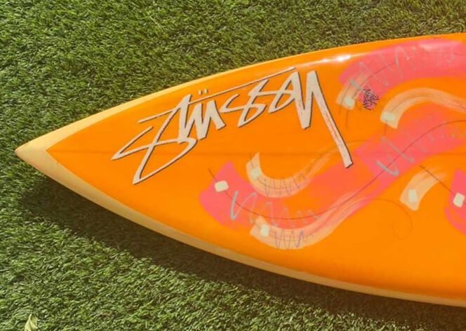 Stussy Surfboards
